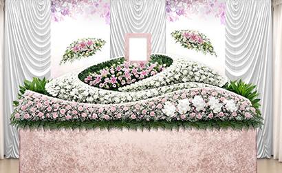 オーダーメイドでどんな造形も花で再現