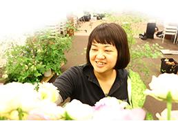 FLABELの花祭壇