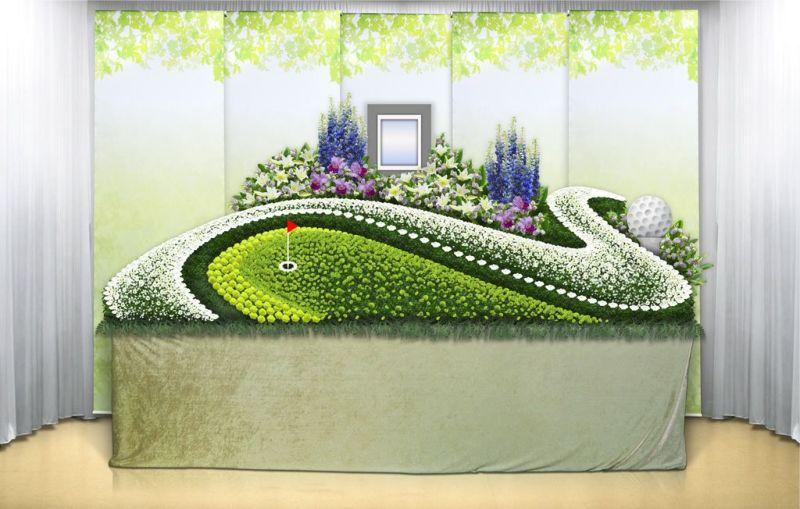 ゴルフ(By Flower)